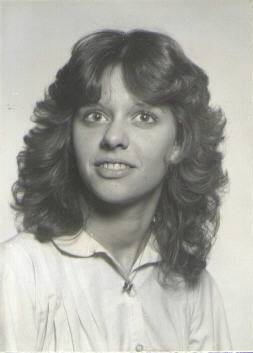 Paula Ann Bass - approx 17 yrs old.  Circa 1979.