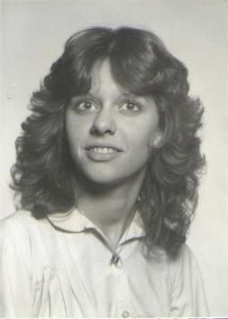 Paula Ann Bass - approx 17 yrs old.  Circa 1979.